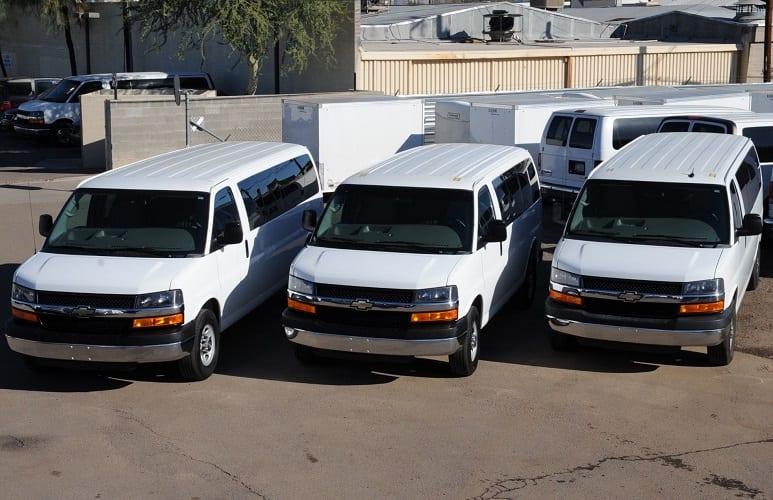 Chevy Vans 773×500